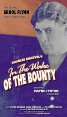 In The Wake of the Bounty 1933 DVD - Errol Flynn